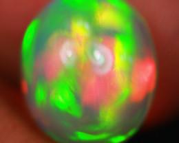 3.59CT 12X10MM Broadflash Pattern!! AAA Welo Ethiopian Opal-GA308