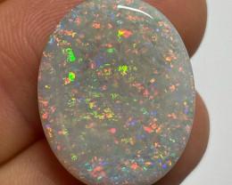17.6ct Coober Pedy Light Opal