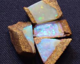 16.5 carats Boulder Pipe Opal Rough Parcel ANO-3551