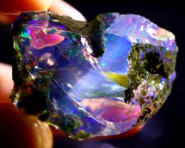 111cts Ethiopian Crystal Rough Specimen Rough / CR5524