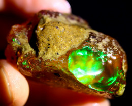 136cts Ethiopian Crystal Rough Specimen Rough / CR5537