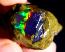 79cts Ethiopian Crystal Rough Specimen Rough / CR5546