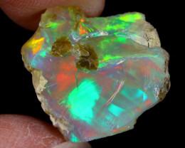 8cts Natural Ethiopian Welo Rough Opal / PA1197