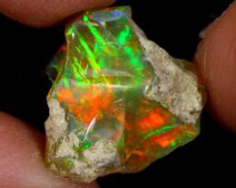 4cts Natural Ethiopian Welo Rough Opal / PA1215