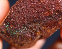 70 grams high grade fairy opal rough untreated -oxidized [BZ539]