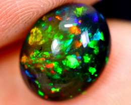 2.46cts Natural Ethiopian Smoked Welo Opal / ABF436