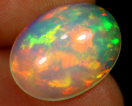 4.42cts Natural Ethiopian Welo Opal / ABF462