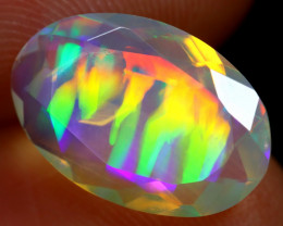 1.93cts Natural Ethiopian Faceted Welo Opal / ABF488