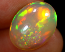 6.23cts Natural Ethiopian Welo Opal / ABF526