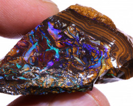 Yowah Boulder Opal Rough DO-3101  downunderopals