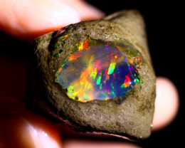 111cts Ethiopian Crystal Rough Specimen Rough / CR5559