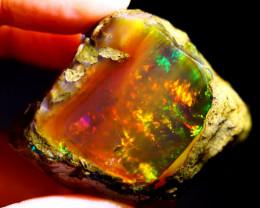 172cts Ethiopian Crystal Rough Specimen Rough / CR5574