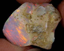9cts Natural Ethiopian Welo Rough Opal / WR9691