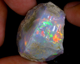 58cts Natural Ethiopian Welo Rough Opal / WR9731