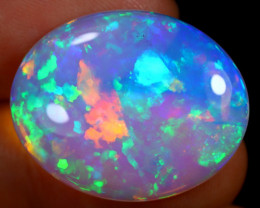 16.39cts Natural Ethiopian Welo Opal/ ABFR652