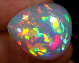 16.67cts Natural Ethiopian Welo Opal/ ABFR663