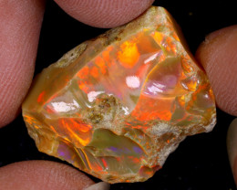 20cts Natural Ethiopian Welo Rough Opal / WR9788