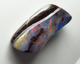 13.84ct Australian Boulder Opal Stone