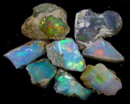 50cts Natural Ethiopian Welo Rough Opal LOTS / PA1224