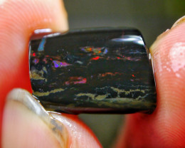 8.45 CT Rare Gorgeous Indonesian Wood Fossil Opal Polished