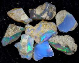 54cts Natural Ethiopian Welo Rough Opal / PA1272