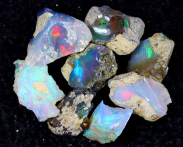 54cts Natural Ethiopian Welo Rough Opal / PA1274