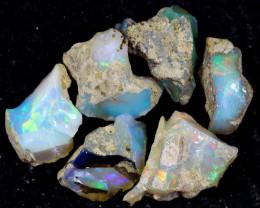 57cts Natural Ethiopian Welo Rough Opal / PA1277