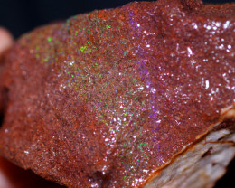 91 grams high grade fairy opal rough untreated -oxidized [BZ672]