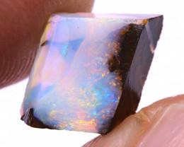 Boulder Opal Beginners Rough DO-3166 - downunderopals