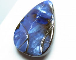 23.19ct Australian Boulder Opal Stone