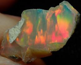 4ct Natural Ethiopian Welo Rough Opal