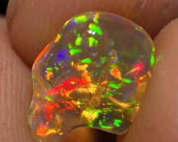 Gem Quality 1.650ct Mexican Crystal Opal (OM)