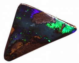 1.73 carats Boulder Opal Cut Stone ANO-3679