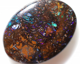 101.32 cts Koroit  opal  oval  stone-two sided  [BMB2310]