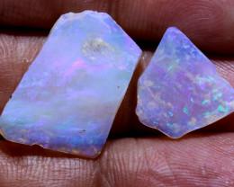 6.95 CTS- L.Ridge Crystal Opal Rough Parcel  Dt-A5959 Dreamtimeopals