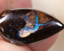 NO RESERVE!! Queensland Koroit Boulder Opal [40333] 53FROGS