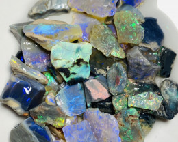 160 CTs of Bright Rough Opals With Nice Cutters#991