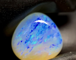 DEEP BLUE ANDAMOOKA CRYSTAL OPAL