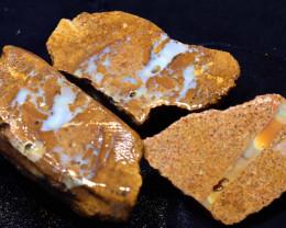 410.42 carats Boulder Pipe Opal Rough Parcel ANO-3743