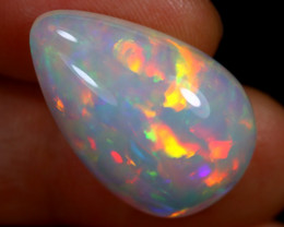 13.16cts Natural Ethiopian Welo Opal / ABF743