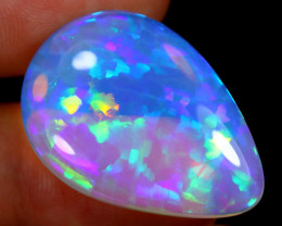 24.94cts Natural Ethiopian Welo Opal / ABF753