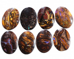 $10 per stone 20x15x6 mm calibrated Koroit oval boulder parcel-[FJP4776]