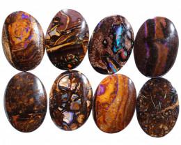 $9 per stone 18x13x5 mm calibrated Koroit oval boulder parcel-[FJP4778]