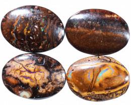 $9 per stone 18x13x5 mm calibrated Koroit oval boulder parcel-[FJP4780]