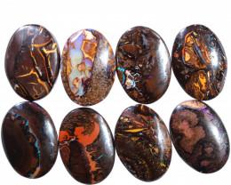 $9 per stone 18x13x5 mm calibrated Koroit oval boulder parcel-[FJP4782]