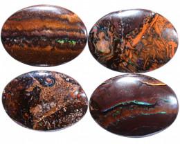 $24 per stone 20x15x5 mm calibrated Koroit oval boulder parcel-[FJP4786]