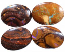 $24 per stone 20x15x5 mm calibrated Koroit oval boulder parcel-[FJP4789]