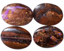 $24 per stone 20x15x5 mm calibrated Koroit oval boulder parcel-[FJP4790]