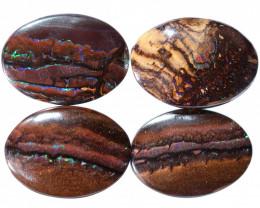 $24 per stone 20x15x5 mm calibrated Koroit oval boulder parcel-[FJP4791]