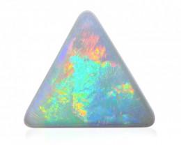 4.37 ct Certified White Opal from Lightning Ridge - Australia